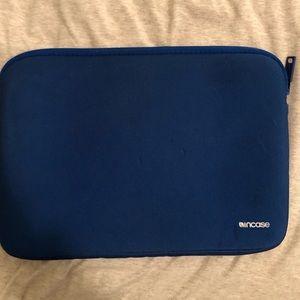 Royal Blue Macbook Laptop Sleeve